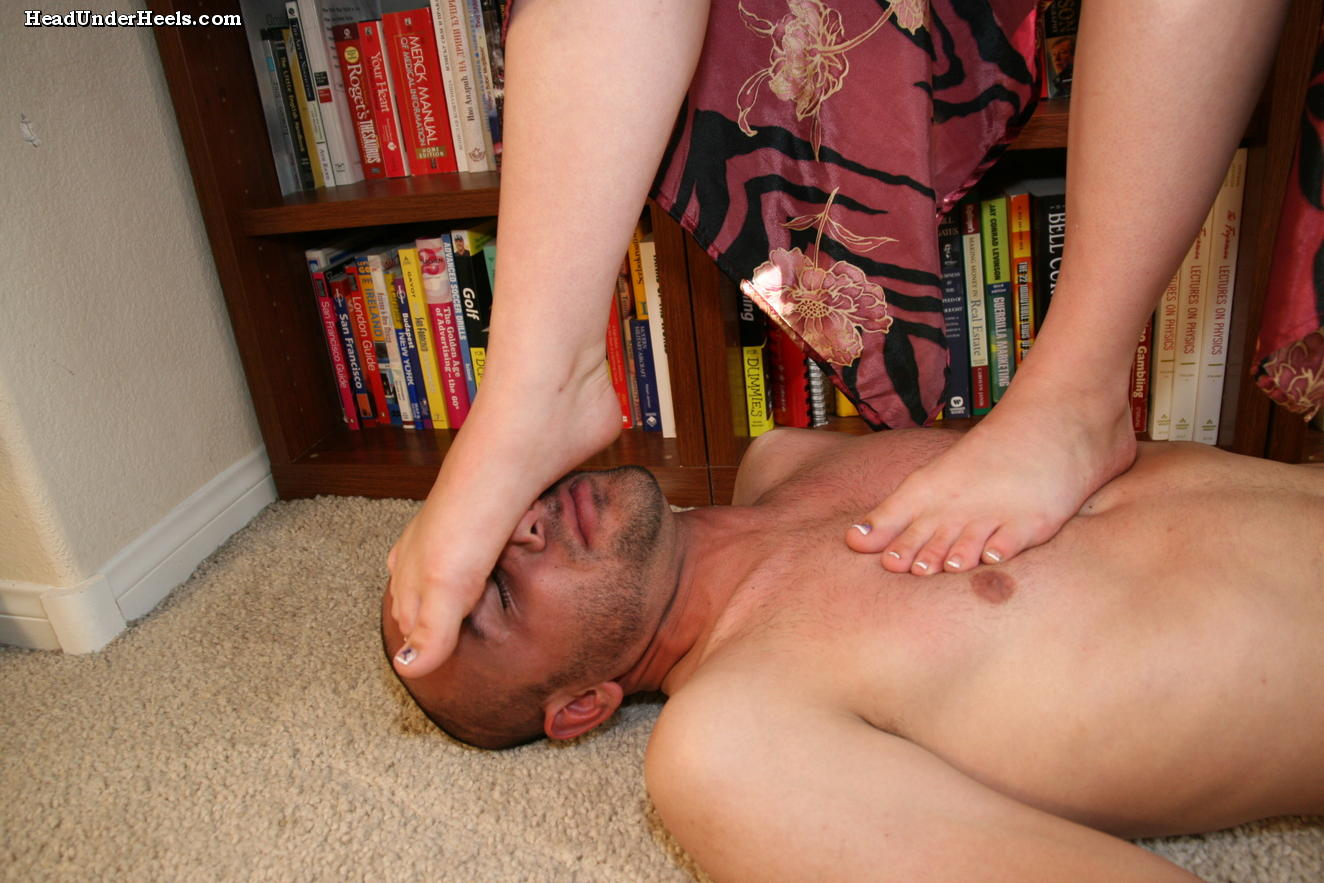 Foot worship domination it wasn039t smart of